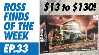 Ep.33- ross finds o/t week (06/02) - this random toy sold for 130!