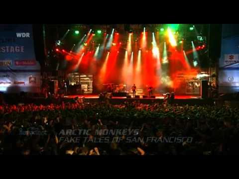 Arctic Monkeys - Balaclava / Fake Tales Of Francisco [HD] (Live Rock Am Ring 2007)