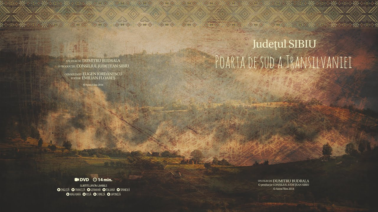 Judetul Sibiu - Poarta de Sud a Transilvaniei / Sibiu County - The Southern Gate of Transylvania
