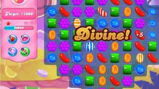 Candy Crush Saga   level 297 no boosters