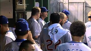 Cubs Manager Mike Quade on The Final Word on Fox Chicago