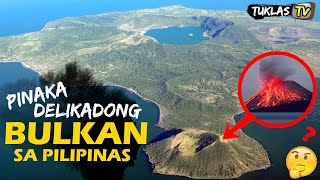 5 PINAKA DELIKADONG BULKAN SA PILIPINAS | TTV NATURE