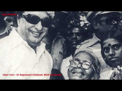 Founded by MGR, AIADMK 49th Founding Day is on 17th October 2020