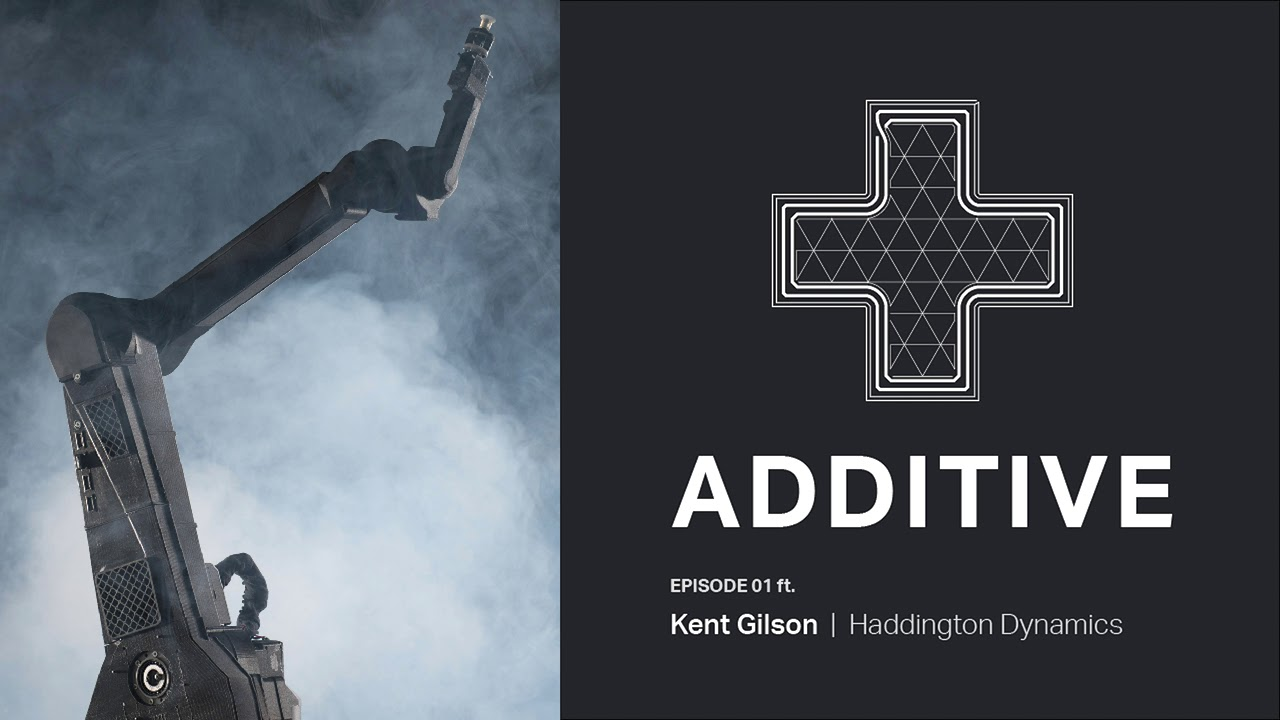 Additive Episode One: 3D Printed Robots
