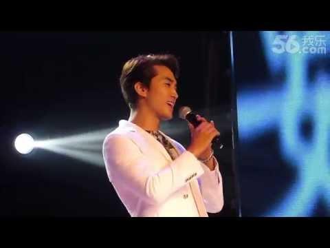 22.8.2014 Song Seung Heon Beijing FM -