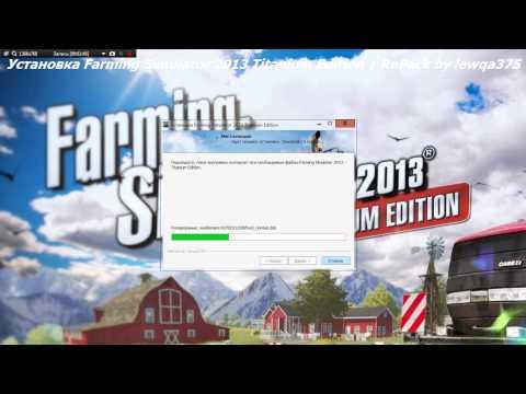 как скачать игру farming simulator 2013