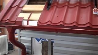 видео Производство кровельных материалов в России и за рубежом