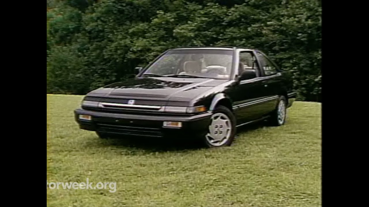 1987 honda accord lxi