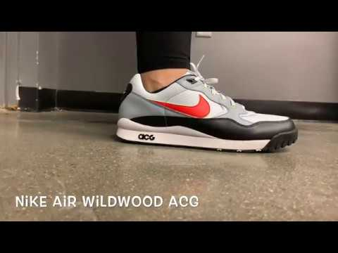 Marchito Piñón este  Nike Air WildWood ACG - YouTube