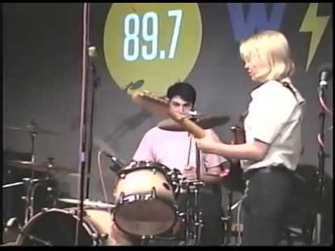 Snail Mail - Thinning (live At WTMD) Filmed On VHS