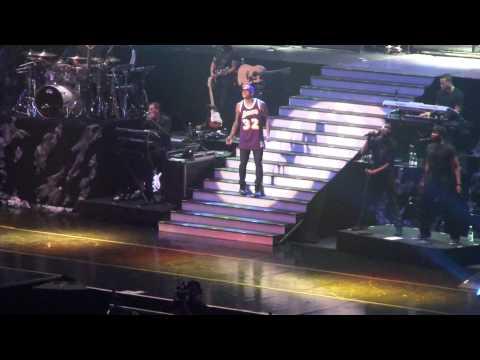 CHRIS BROWN - OH MY LOVE - BRISBANE CONCERT 2011