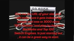 I will index in Top 100 search engines and up to 3000 HPR backlink for $5