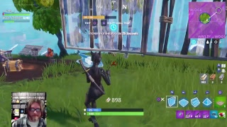 Bot tries at Fortnite - Fortnite Live Stream