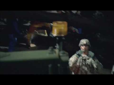National Guard NYARNG Storm