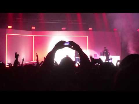 I Luv U - Dizzee Rascal - Boy In Da Corner Live - Copper Box Arena 22.10.16