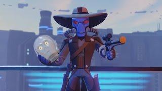Disney Infinity 3.0 Gameplay Part 2 - Cad Bane - Twilight of the Republic Playset