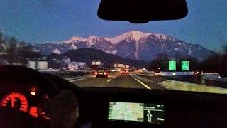 Путешествие по Швейцарии на BMW. Вождение автомобиля по дорогам Швейцарии. Вид из кабины водителя.(Путешествие в Швейцарию видео. Вождение машины по дорогам Швейцарии. Вид из кабины водителя автомобиля...., 2015-09-05T22:37:32.000Z)