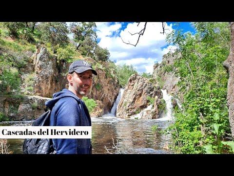 Ruta CASCADAS DEL HERVIDERO - San Agustín de Guadalix
