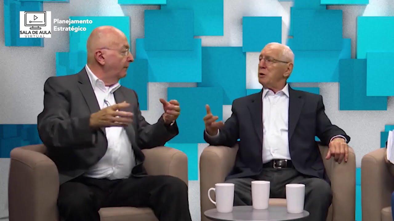 Entrevista: Arão Sapiro e Idalberto Chiavenato falam sobre Planejamento Estratégico
