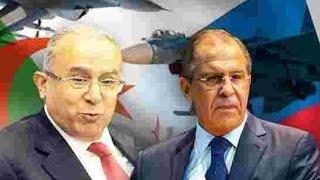الجزائر حقيقة التحالف مع المحور الروسي والحرب الباردة مع  الخليج _Algerian Russian alliance