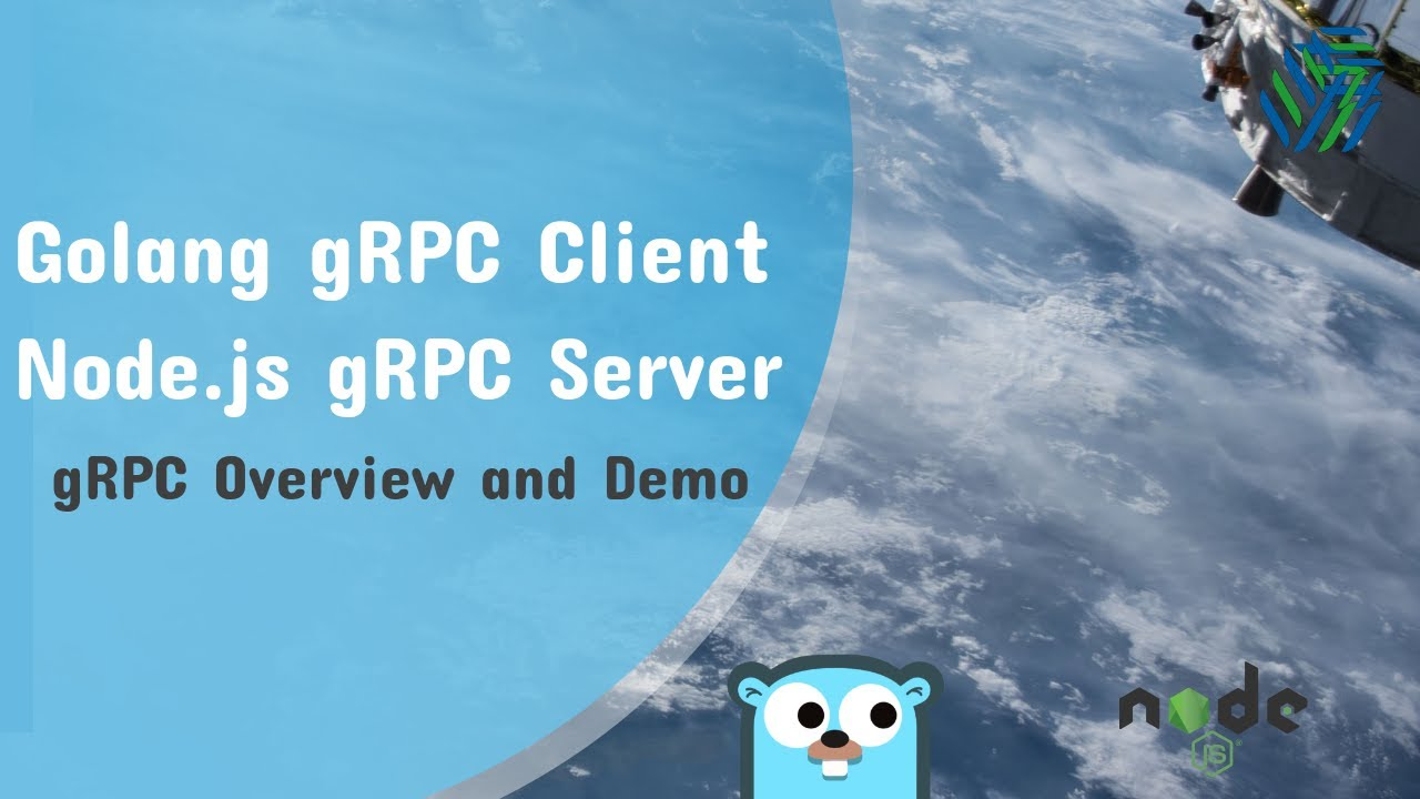 Consuming a Node JS Service from Golang using gRPC and Protobuf