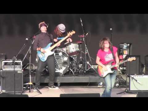 Fraze Pavilion - The Kelly Richey Band -  I Went Down Easy - 2013