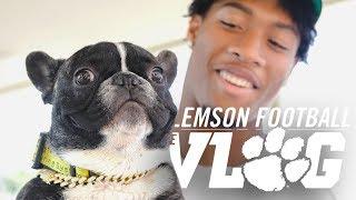 Clemson Football    The Vlog (Season 5, Ep 5)