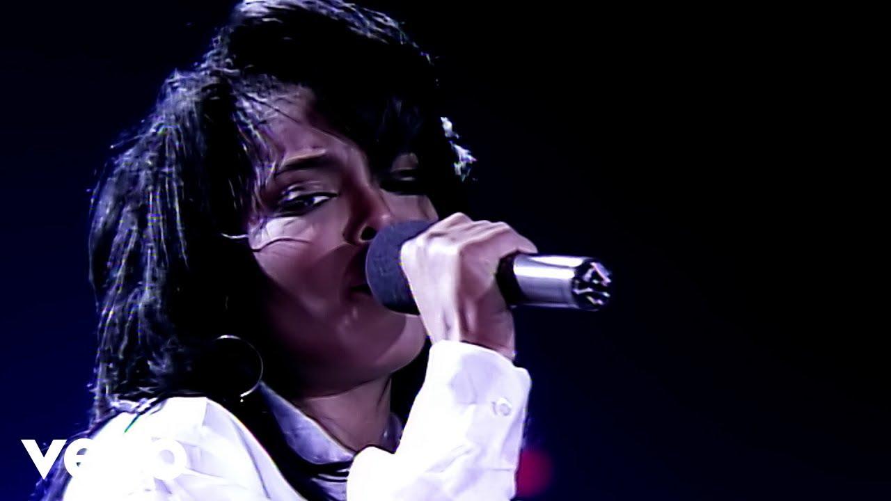 Janet Jackson Black Cat Tour