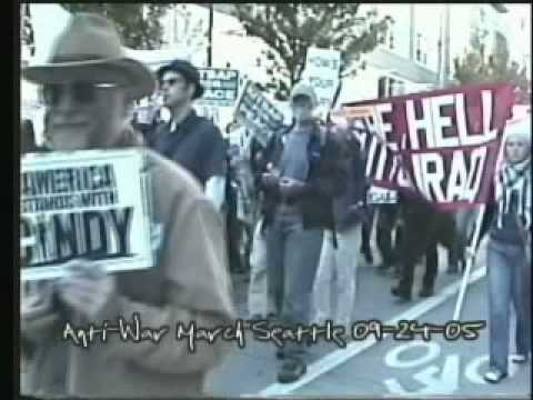 Event - Seattle March Against the War in Iraq - 09/24/05