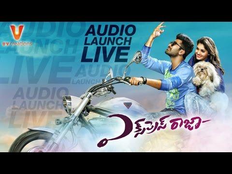 Express Raja Telugu Movie Audio Launch | Full Event | Sharwanand | Surabhi | UV Creations