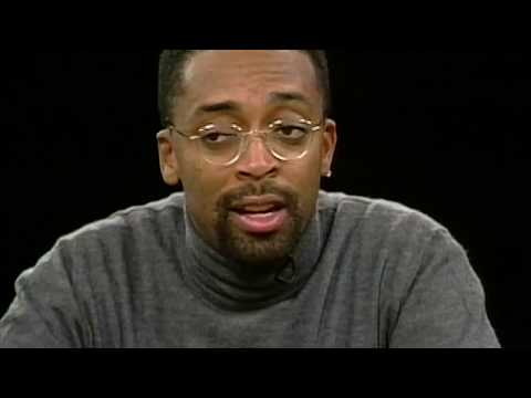 Spike Lee interview on Charlie Rose (1996)