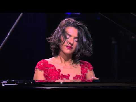 Khatia Buniatishvili  Liebestraum No 3 Liszt iTunes Festival 2014