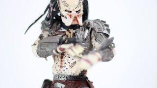 Neca Predators series 16: Ghost Predator review