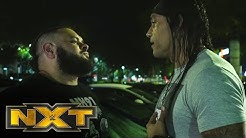Damian Priest has words with Bronson Reed WWE NXT Aug 5 2020