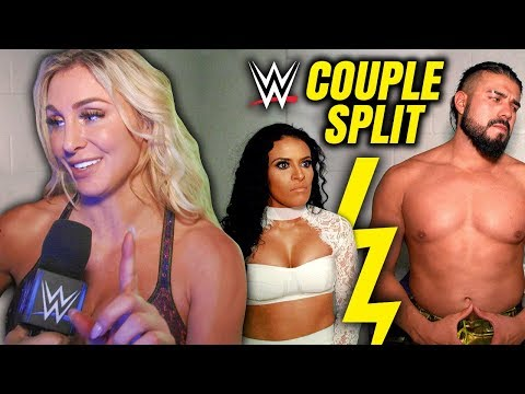 CHARLOTTE STEPS IN! Why WWE Is Being FORCED TO SPLIT UP Andrade And Zelina Vega | WWE News