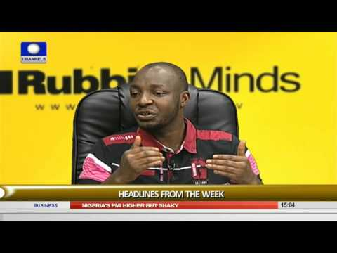 Rubbin Minds: News From The Week With Boladale Adekoya 04/10/15