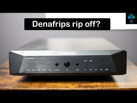Musician Audio Pegasus R2R DAC Review - a DAC with more than one problem
