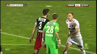Admira Wacker - SCR Altach HIGHLIGHTS(7.11.2015)