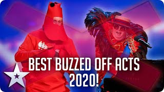 Best Buzzed Off Acts! | BGT 2020