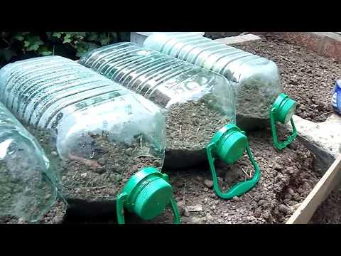 Construccion de invernadero casero doovi for Como realizar un vivero