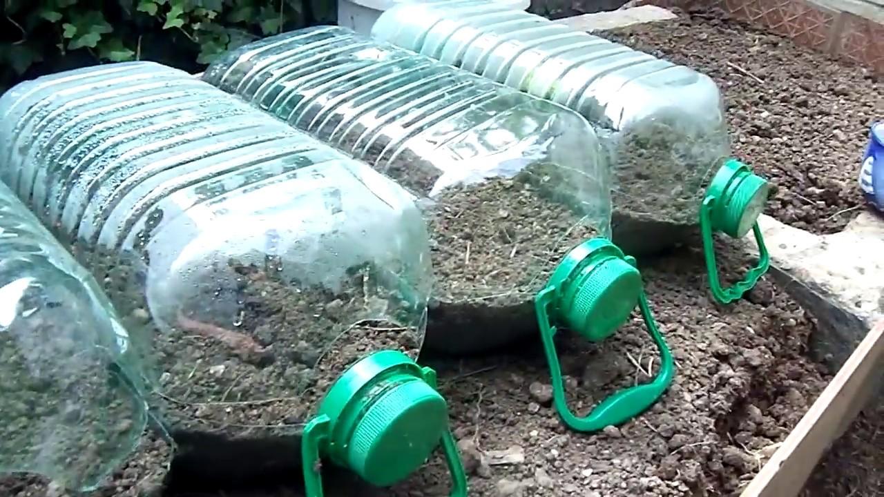 Huerta en casa y sugerencias mini invernadero para for Construccion de viveros e invernaderos