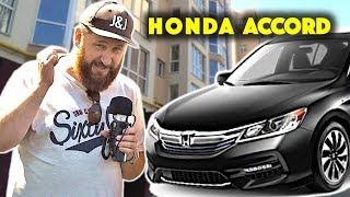 Honda Accord 9 | Обзор и тест-драйв б/у авто. Отзыв владельца