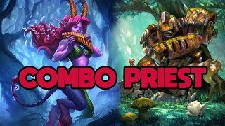 HEARTHSTONE LAB #38: COMBO PRIEST WITCHWOOD