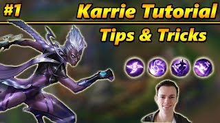 mobile legends tutorial karrie tips and tricks 1