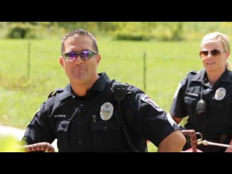 Apple Valley Police Lip Sync Challenge