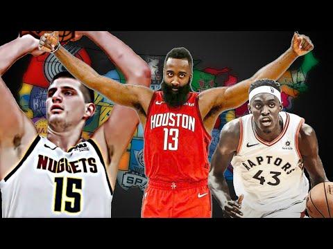 Еженедельный обзор НБА сезон 2019-20: неделя 3
