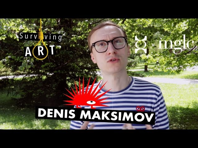 Denis Maksimov - On technology and humour