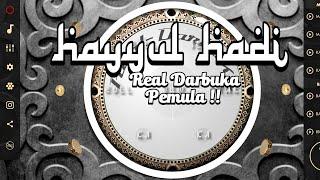 Download Lagu HAYYUL HADI (REAL DARBUKA) PEMULA !! mp3