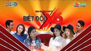 Biệt Đội X6   Hành trình full 32   Lan Phương   Sao Việt làm mẫu ảnh náo loạn Aeon Mall.