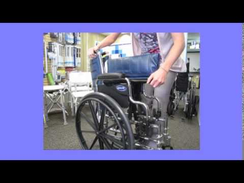 Invacare Tracer EX2 Presented by Harmony